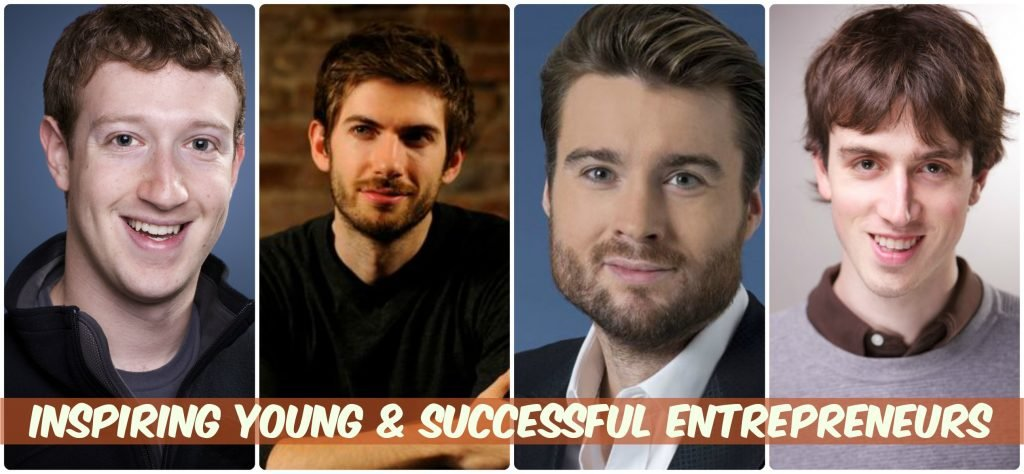 inspring young entrepreneurs