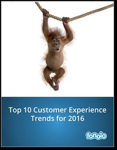 customer experience - Magazine cover