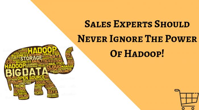 hadoop and sales