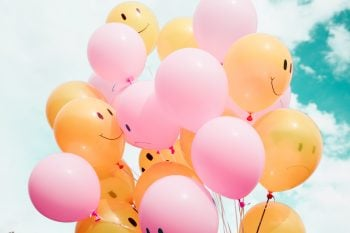 Happy balloons by Hybrid