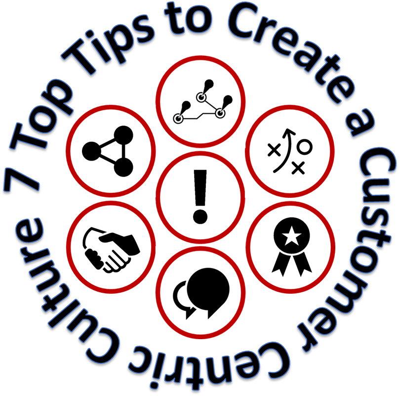 Top 7 Tips To Create A Customer Centric Culture