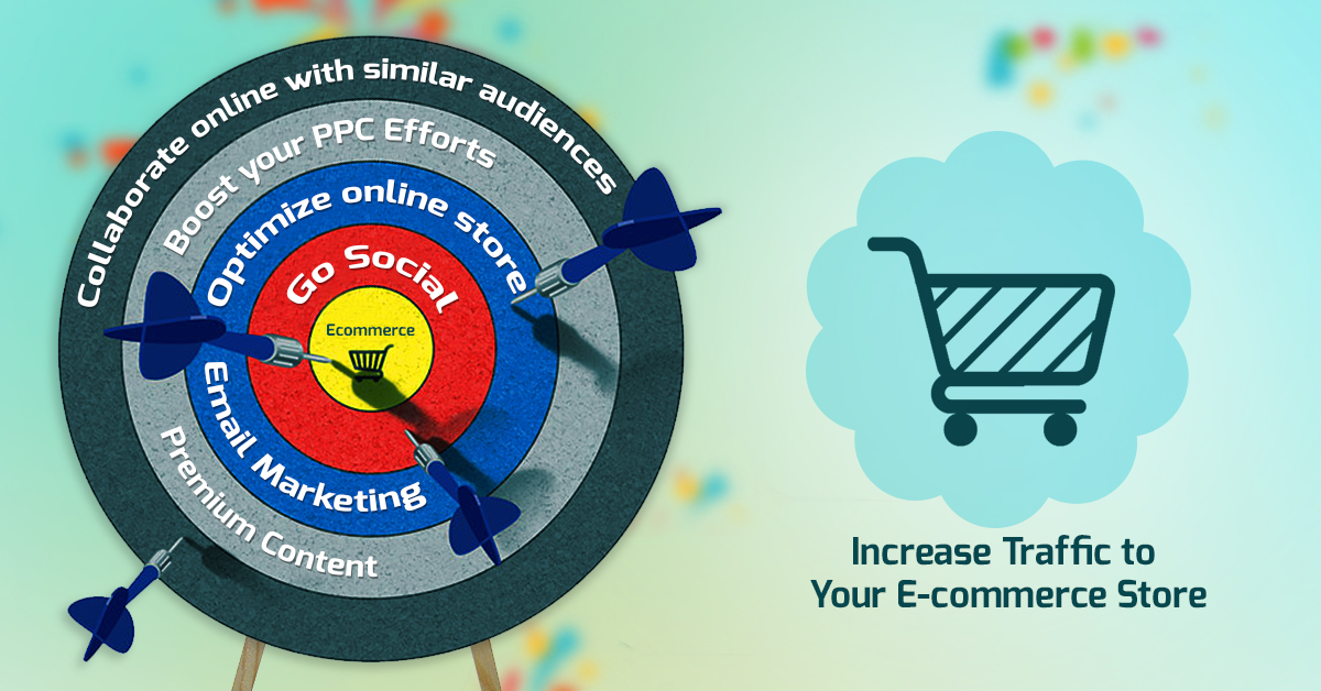 Increase Traffic Ecommerce Stores