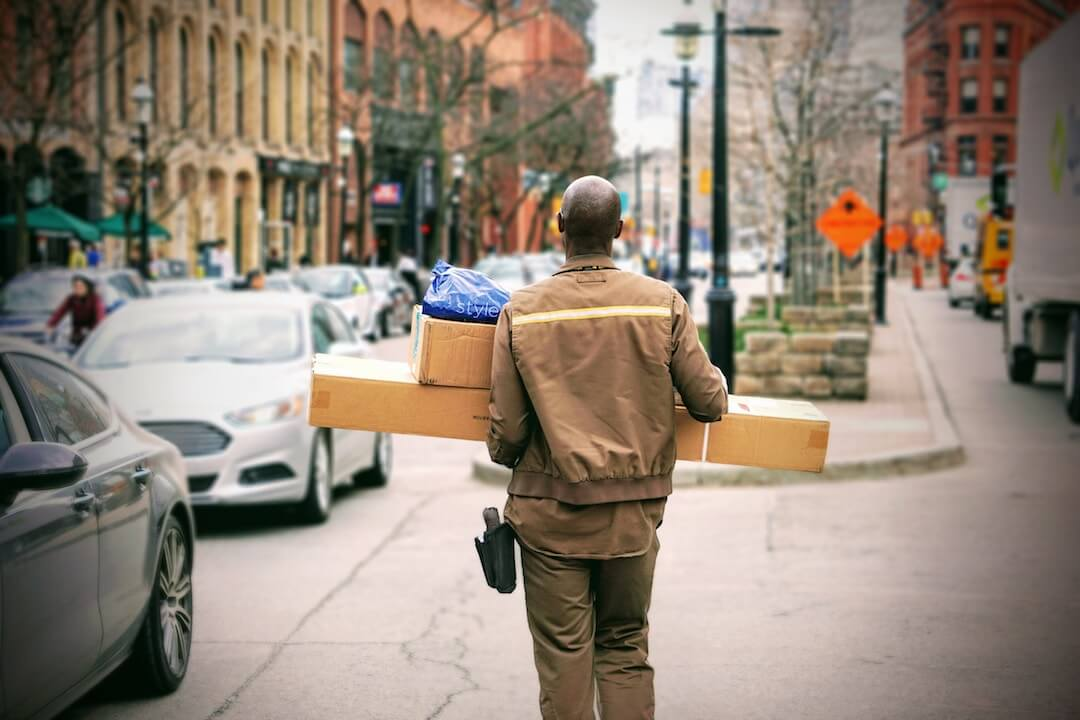 How Logistics Benefits From The Smartphone Revolution