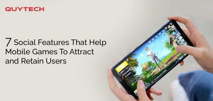 mobile social game