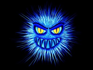 Do social media trolls scare you?