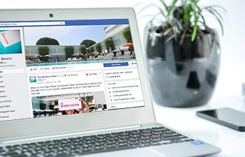 Browsing Facebook
