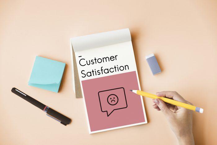 Customer satisfaction strategy
