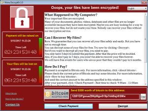 WannaCrypt0r 2.0