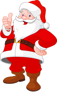 Santa Claus, courtesy of pngimg.com