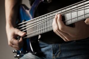 shutterstock rock guitar