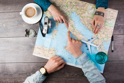 traveler path to purchase